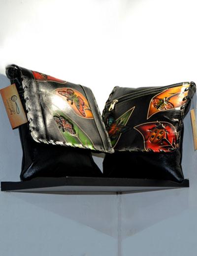 carteras de cuero labradas a mano, La cuchara ecuadorian gallery